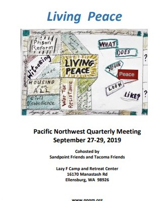 2019 Pacific Northwest Quarterly Meeting